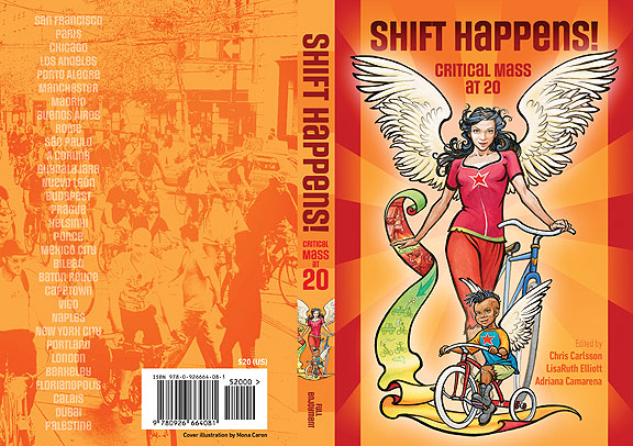 """Shift Happens! Critical Mass at 20"" cover"